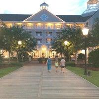 Photo taken at Disney's Yacht Club Resort by Chris R. on 6/22/2012