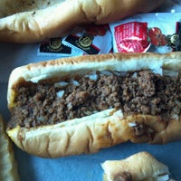 Photo taken at Roanoke Weiner Stand-Brandon by Holly B. on 6/22/2012