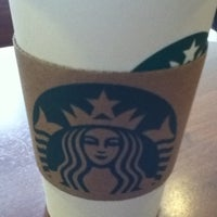 Photo taken at Starbucks by E B. on 4/17/2012