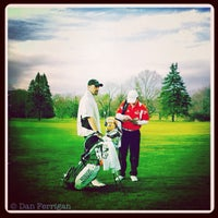Photo taken at Allendale Country Club by Dan F. on 4/14/2012