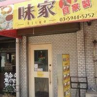Photo taken at 味家 by Kenichi S. on 8/23/2012