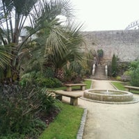 Photo taken at Jardin de la Retraite by Johann G. on 2/23/2012