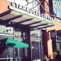 Photo taken at Starbucks by sss on 4/4/2012