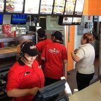 Photo taken at Carl's Jr. by Ya! FM on 6/1/2012