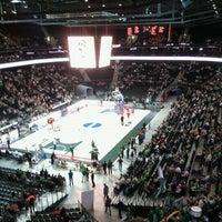 5/6/2012에 Arnoldas B.님이 Žalgirio arena | Zalgiris Arena에서 찍은 사진