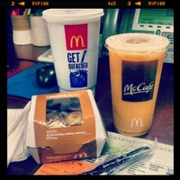 Photo taken at McDonald's by Christopher V. on 6/23/2012