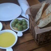 Photo taken at Bread & Tulips by Katherine C. on 8/30/2012