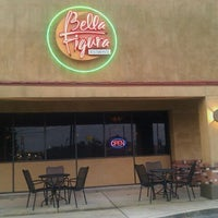 Photo taken at Bella Figura by Sylvia D. on 4/4/2012