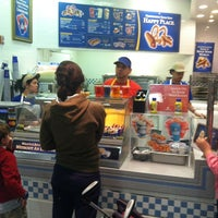 Photo taken at Auntie Anne's by Tommy A. on 3/16/2012