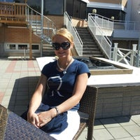 Photo taken at Hotelli Aquarius by Sami S. on 8/2/2012