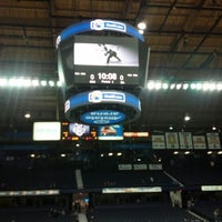 Photo taken at Chicago Wolves Game by Jeff S. on 4/27/2012
