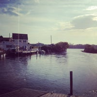 Photo taken at Matunuck Oyster Bar by Brian D. on 6/8/2012
