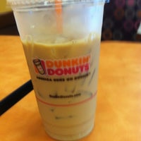 Photo taken at Dunkin Donuts by Dominic B. on 8/7/2012