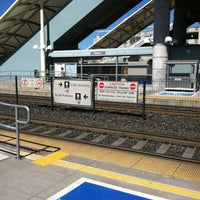 Photo taken at Millbrae Caltrain Station by Gabriela R. on 9/7/2012