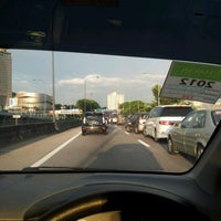 Photo taken at Lebuhraya persekutuan by Jr I. on 3/27/2012