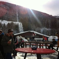 Photo taken at Skigebiet Schlossalm - Angertal / Ski amadé by Alexey U. on 2/27/2012