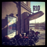 Photo taken at Rio by Fredrik S. on 3/6/2012