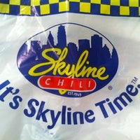 Photo taken at Skyline Chili by Bruce H. on 3/31/2012