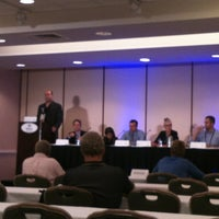 Photo taken at Affiliate Summit East 2012 by Amber on 8/13/2012