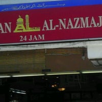 Photo taken at Restoran Al-Naz Maju by Muhammad H. on 5/18/2012
