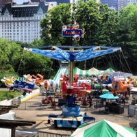 Photo taken at Victorian Gardens Amusement Park by Dave E. on 6/20/2012