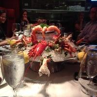 Das Foto wurde bei Mastro's Steakhouse von Marcy P. am 5/16/2012 aufgenommen