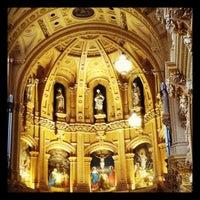 Photo taken at St. Francis Xavier Catholic Church by Brad G. on 7/15/2012