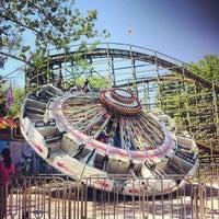 Photo taken at Knoebels Amusement Resort by Joel W. on 6/10/2012