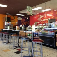Photo taken at Quiznos by Clyde L. on 7/31/2012
