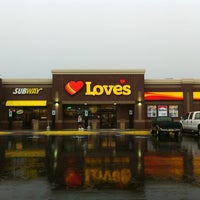 Photo taken at Love's Travel Stop by Wesley S. on 6/4/2012