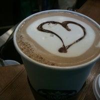 Photo taken at Starbucks by Mykie G. on 2/10/2012
