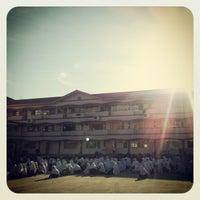 Photo taken at Sekolah Rendah Katok 'A' by Zulkhairi Z. on 4/6/2012