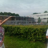 Photo taken at Da Vinci College by Iantje on 6/28/2012