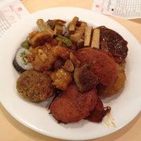 Das Foto wurde bei Lótus Restaurante Vegetariano von Yuri Henrique N. am 6/9/2012 aufgenommen