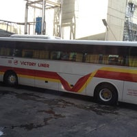 Photo taken at Victory Liner (Cubao Terminal) by Rolyn D. on 5/10/2012