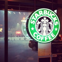 Photo taken at Starbucks by Teaspout on 2/11/2012