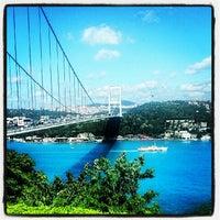 6/17/2012 tarihinde Serkan D.ziyaretçi tarafından Yıldız Hisar'de çekilen fotoğraf