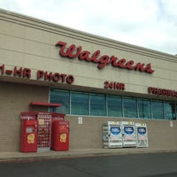 Photo taken at Walgreens by Dane A. on 5/24/2012