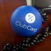 Photo taken at ClubCard LLC by Walt K. on 3/30/2012