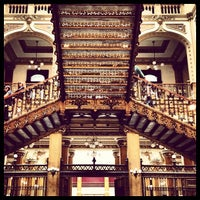 Снимок сделан в Quinta Casa de Correos (Palacio Postal) пользователем Luis Antonio 4/6/2012