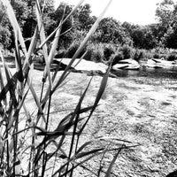 Photo taken at Flat Rock by Daniel L. on 6/23/2012