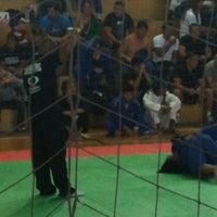 Photo taken at II Etapa do Paranaense de Jiu-jitsu by Breno F. on 4/22/2012