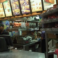 Photo taken at Taco Bell by Eric U. on 4/14/2012