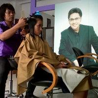 Photo taken at Salon Rudy Hadisuwarno by Ika Dyah Irawati on 3/6/2012
