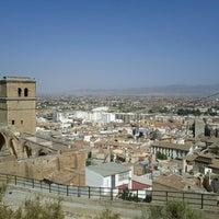 """Photo taken at Parador de Turismo """"Castillo de Lorca"""" by Krzysztof on 7/28/2012"""