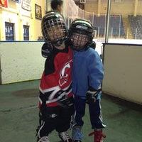 Photo taken at William G. Mennen Sports Arena by Sonya Cabrera P. on 3/12/2012