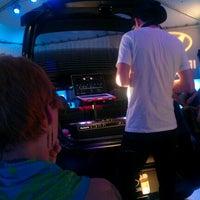 Photo taken at Coachella Recharge Bar by Johan T. on 4/21/2012