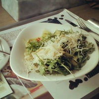Photo taken at Vapiano by Maja D. on 4/13/2012
