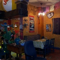 Photo taken at Carlos' Cantina by Ian W. on 2/15/2012