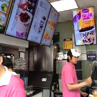 Photo taken at Chatime 日出茶太 by Citlalic J. on 5/16/2012